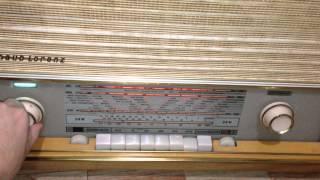Antika Schaub Lorenz Savoy 30 Radyo - Röhrenradio - TubeRadio