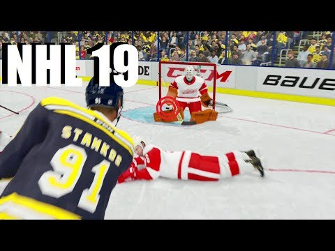 WOULD YOU BUY NHL 19 NOW?