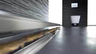 Geberit CleanLine  20(Современные дренажные каналы и трапы от Geberit - CleanLine 20. Жизнь диктует новые правила, и нам не стоит от них..., 2015-08-05T21:00:06.000Z)
