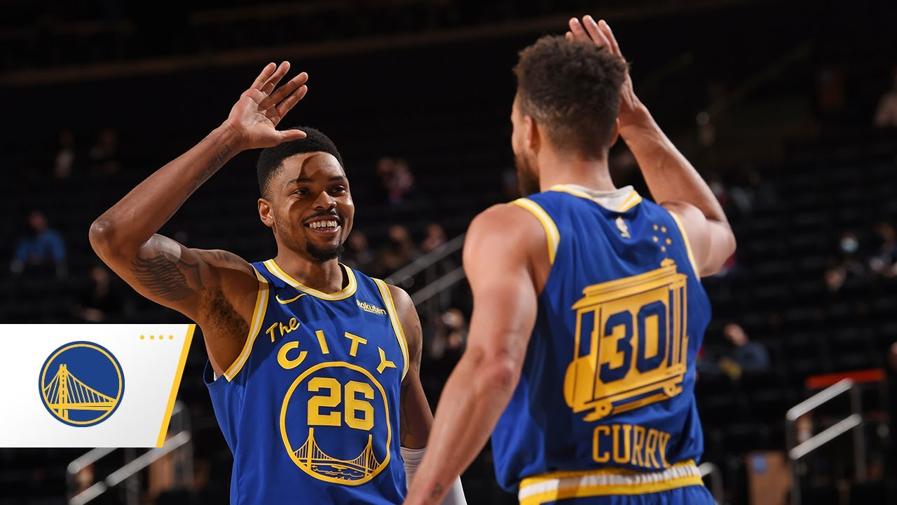 Verizon Game Rewind | Warriors Walk Away With the Win in NYC - Feb. 23, 2021