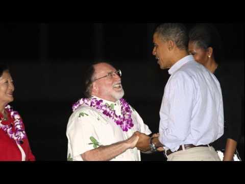 Obama Endorses Neil Abercrombie 2014 Hawaii Primary