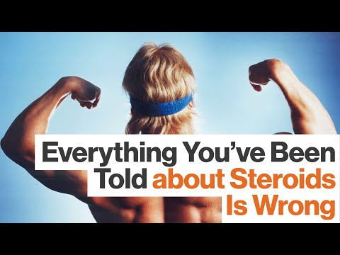 Are Steroids Really Bad for Your Health? Maybe Not, says Steven Kotler