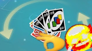 THE LONGEST GAME OF UNO EVER | Uno