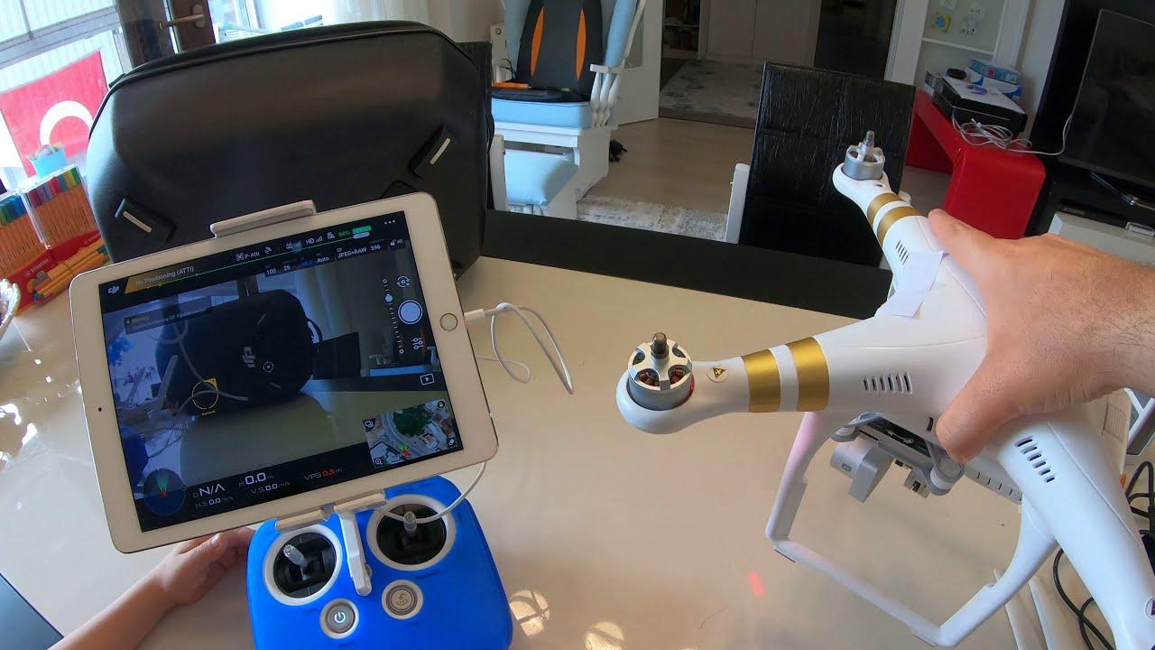 DJI Phantom 3 Pro Uçuş Ayarlar DJI GO Simulator 1 картинки