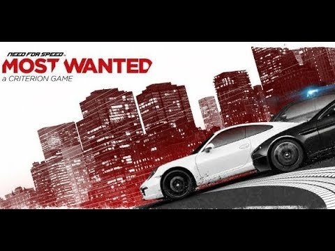 Need For Speed: Most Wanted (2012) По сети