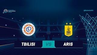 Dinamo Tbilisi v Aris - Full Game - Qualification Round 1 - Basketball Champions League 2018-19