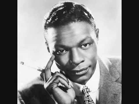 Nat King Cole singing a beautiful Filipino love song Dahil Sayo
