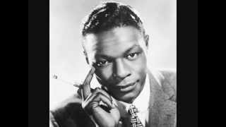 "Nat King Cole singing a beautiful Filipino love song ""Dahil Sa"