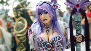 LEAGUE OF LEGENDS - 7 Years of Cosplay!
