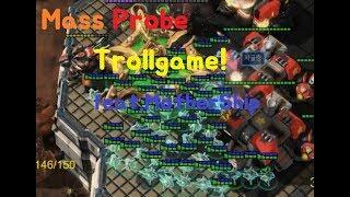 [ Troll Game SC2 ] Mass Canon Macro Trollgame Starcraft2