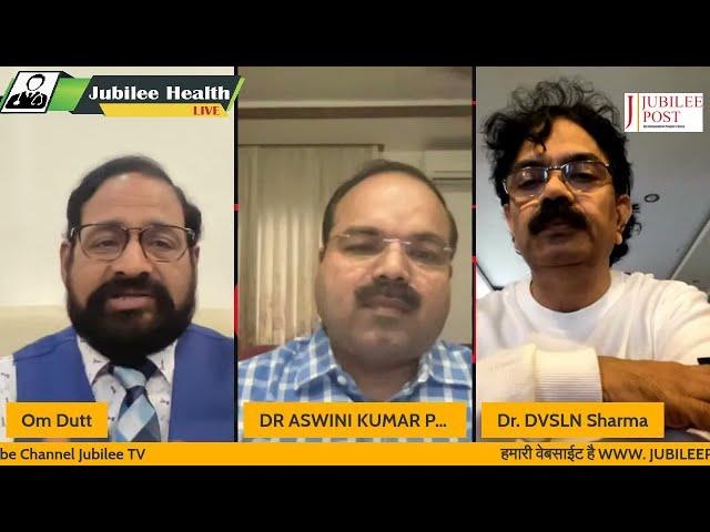 किडनी ट्रांसप्लांट और उसके जोखिम - Dr. DVSLN Sharma M.S.and Dr. Aswini Kumar Panigrahi M.D.
