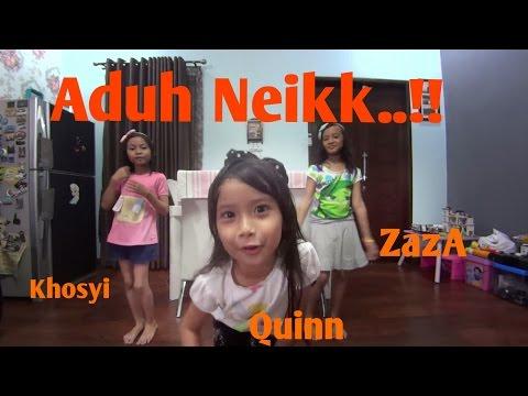 Neona Naura - Aduh Nek' - Cover by Quinn,Khosyi & Zaza