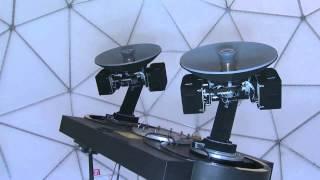 harris corporation maritime satellite communications terminal