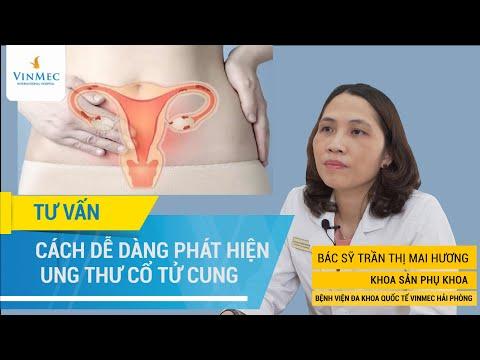 Có thể phát hiện ung thư cổ tử cung sớm không? Bằng cách nào?