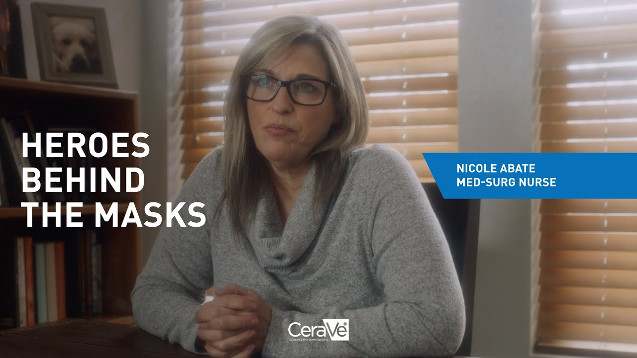 Nicole | Heroes Behind the Masks Presented by CeraVe