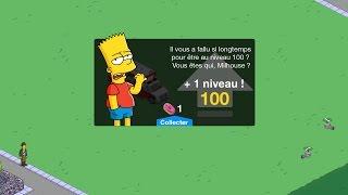 Les Simpson : Springfield | Un nouveau départ #15 (PASSONS LVL 100 !)