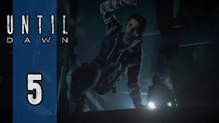 Until Dawn: Part 5 - ABANDONED MINE - Gameplay / Walkthrough