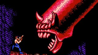 Contra (NES) All Bosses (No Damage).mp3