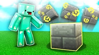Minecraft, But Blocks Multiply Each Time