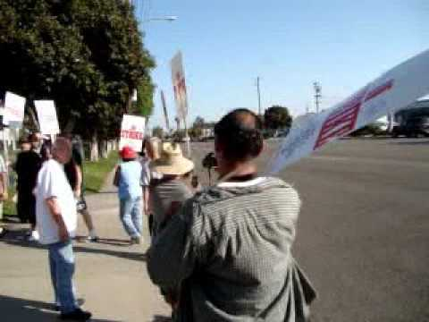 Issues Behind the Cytec Strike
