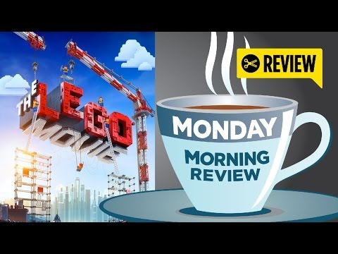 The Lego Movie - Monday Morning Review with SPOILERS (2014) Movie Review HD