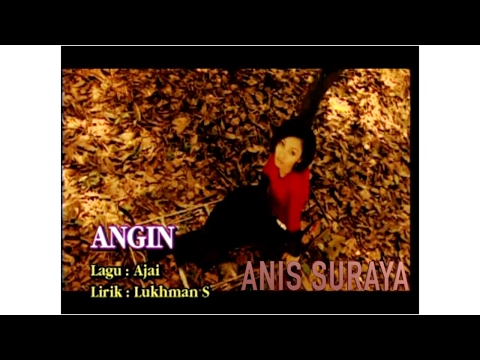 Anis Suraya - Angin(Official Music Video)