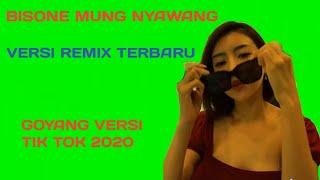 #Bisone_mung_nyawang remix||versi goyang tik tok terbaru bisane mung nyawang official