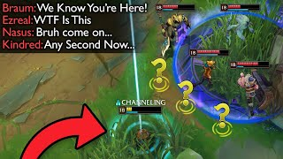 WATCH and TRY NΟT TO LAUGH... FUNNIEST MOMENTS OF THE YEAR! (League of Legends)