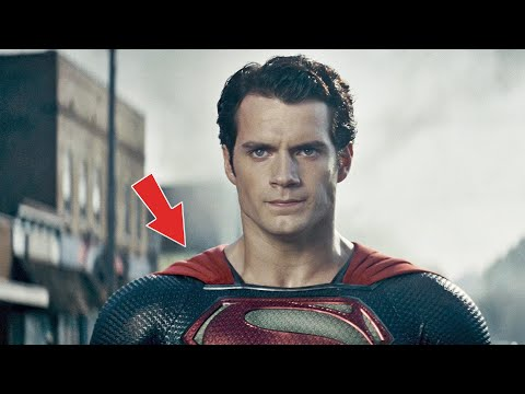 🔥 99.94% People Never Noticed these Details in Man of Steel