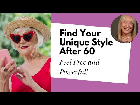 Style and Fashion for Older Women