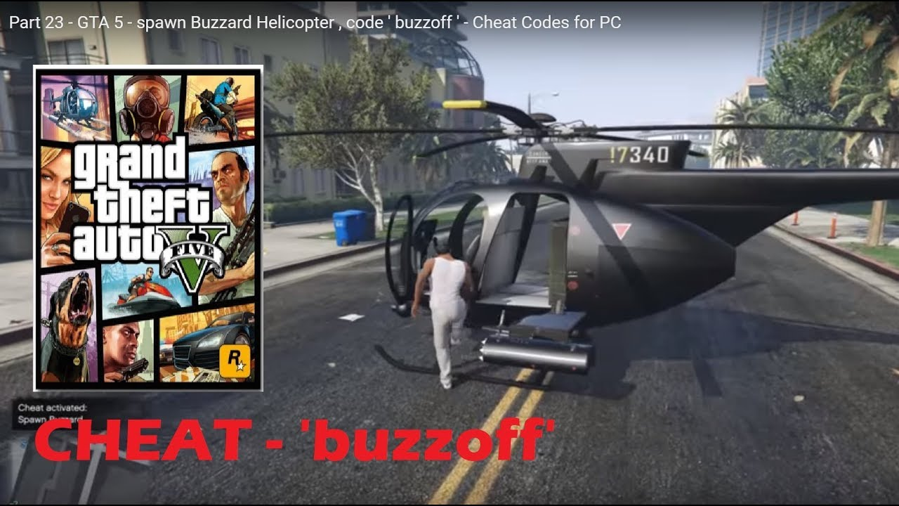 gta 5 cheats ps4 helicopter