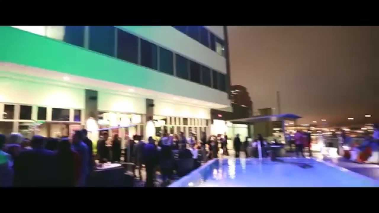 Legacys New Years Eve 2015 Premiere Aloft Hotel Downtown Tampa Youtube