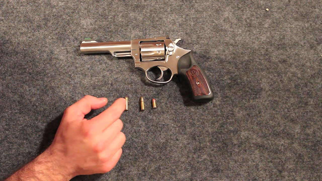 Review Ruger Sp101 22