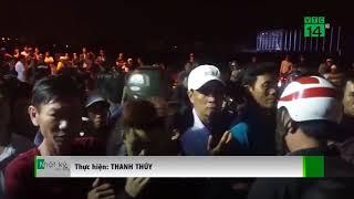 VTC14 | Người dân Đà Nẵng bao vây nhà máy thép gây ô nhiễm