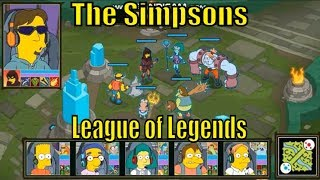 The Simpsons Bart S 30 E 17 Champion E My Sports Tournament Video Game