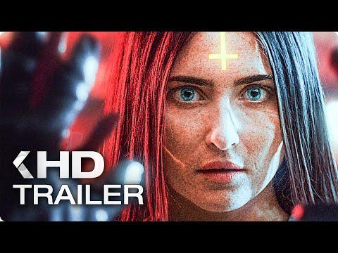 BLOOD MACHINES Trailer (2018)