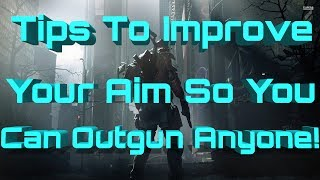 Tips on How to Improve your Aim in Division | Outgun Everyone | Division 1.6.1