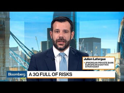 JPMorgan's Lafargue Says U.S. Equities 'Place To Be'