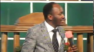 #Apostle Johnson Suleman #Why Christians Miss God #1of3