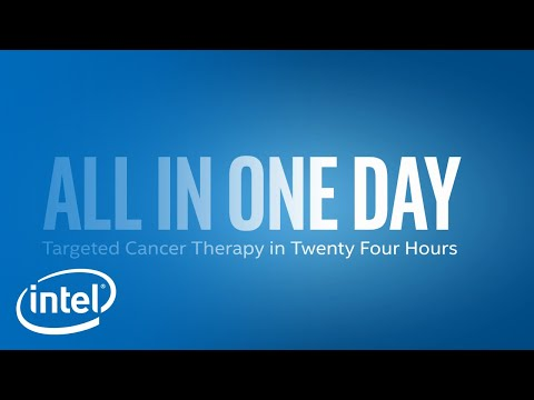 Cancer Treatment Plan in 24 Hours | Intel Business