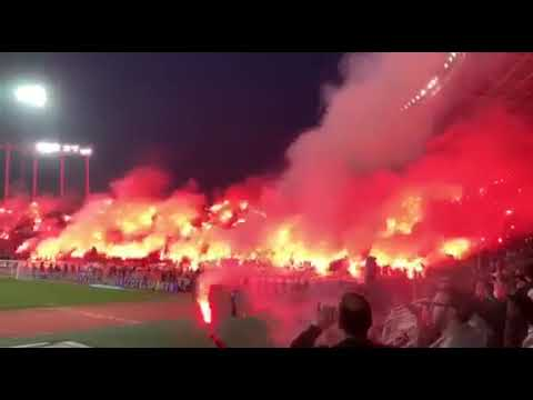 كراكاج خيالي وعالمي curva chez match FAR vs raja