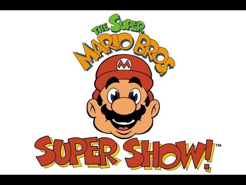 Super Mario Bros Super Show Episode 26 - 20,000 Koopas under the Sea