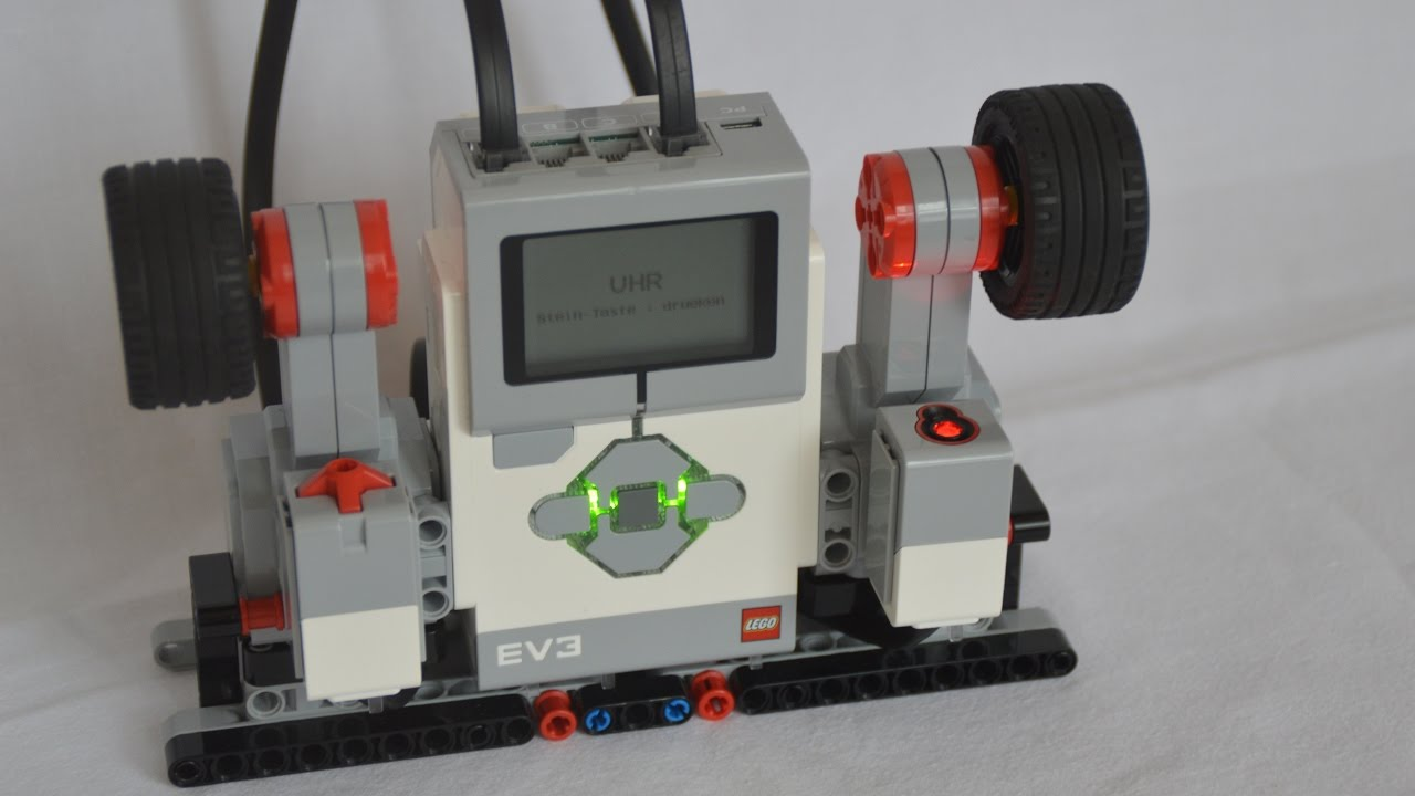 lego mindstorms ev3 digital clock youtube. Black Bedroom Furniture Sets. Home Design Ideas