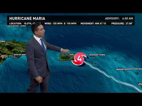 13News Now Daybreak Weather, September 20