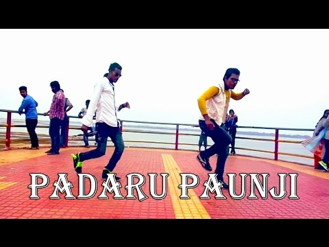 padaru paunji dj dance cover  by @amazingalok  and sankar@choreography@rupesh nanda