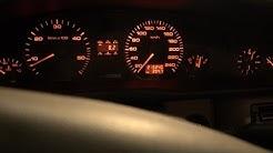 Audi 100 C4 Blinker Ausbauen