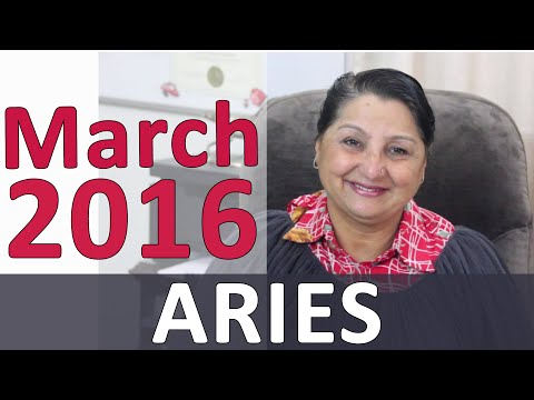 Aries Horoscope March 2016: Lady Luck Smiles On You
