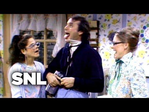 The Nerds: Broken Fridge  SNL