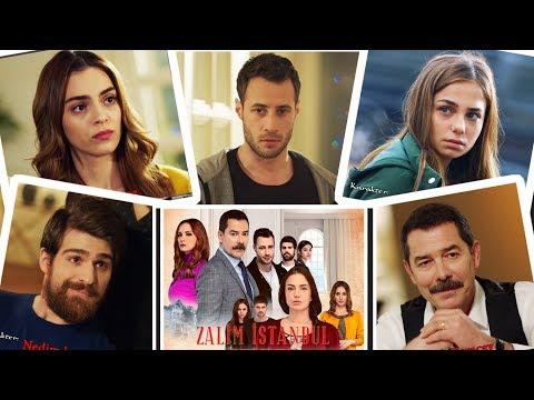 Zalim İstanbul Dizisi Oyuncuları, Yaşları ve Burçları (Ruthless City)