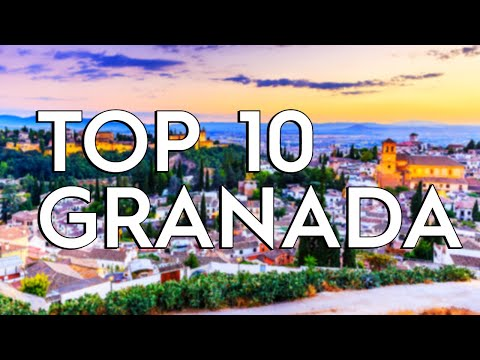 ✅ TOP 10: Things To Do In Granada
